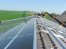 PV Anlage Deutwang 75 kWp