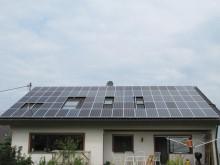 PV Anlage Hecheln 16 kWp