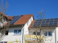 PV Anlage Stockach 9 kWp